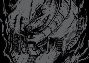Revenge Alien t shirt design online