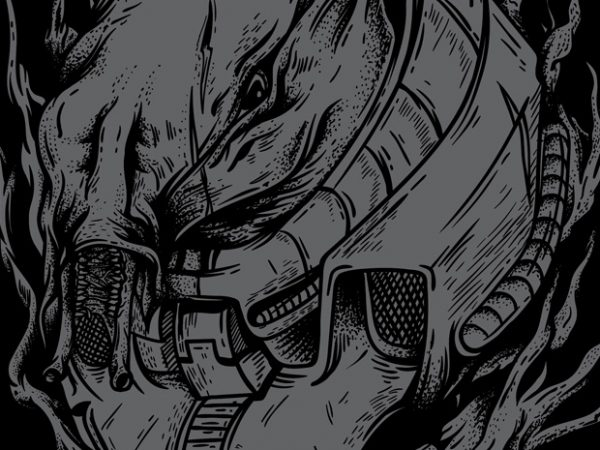 Revenge Alien buy t shirt design artwork