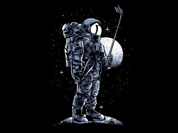 Selfie Astronaut buy tshirt design 1 600x450 - Selfie Astronaut T shirt Design buy t shirt design