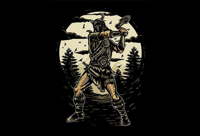 viking tshirt design - Viking T shirt Design buy t shirt design