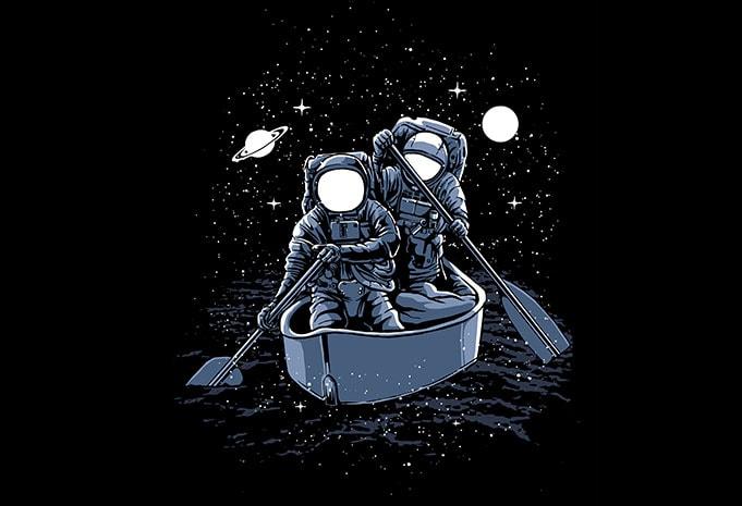 Across The Galaxy buy tshirt design - Across The Galaxy T shirt Design buy t shirt design
