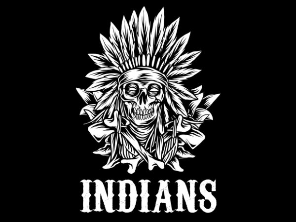 BTD 2 600x450 - Native American T-Shirt Design buy t shirt design