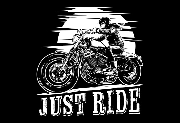 Biker Girl - Biker Girl buy t shirt design