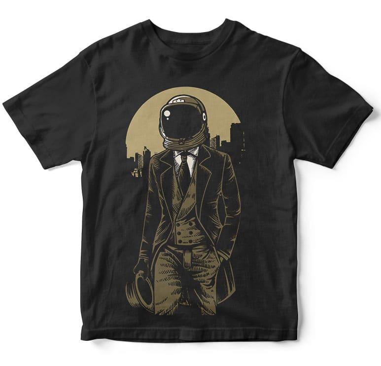 Classic astronaut buy t shirt design buy t shirt designs for Buy t shirt designs online