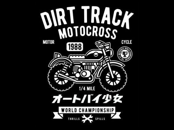 Dirt Track Display 600x450 - Dirt Track buy t shirt design