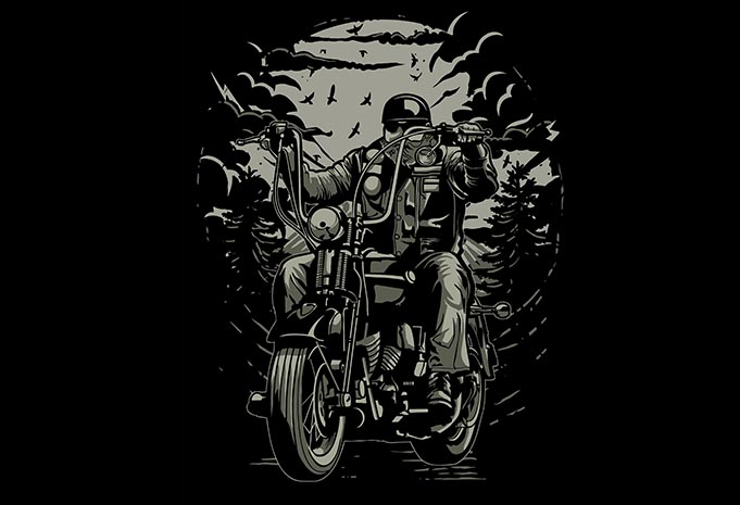 Live To Ride t shirt design - Live To Ride t shirt design buy t shirt design