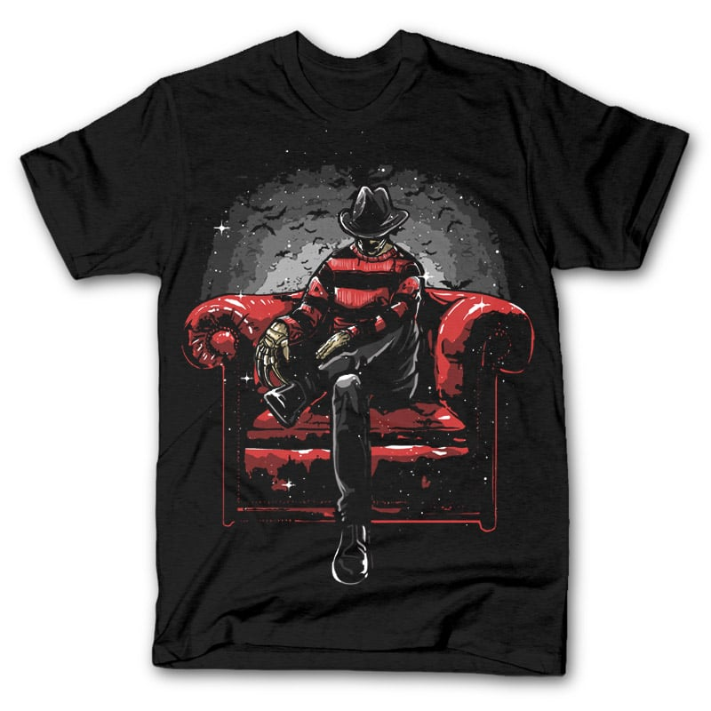 Nightmare Side Graphic design 24760 - Nightmare Side t shirt design buy t shirt design