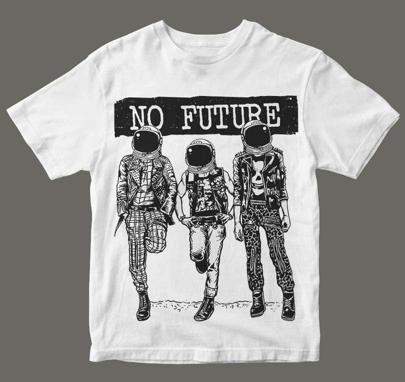 No future t shirt design buy t shirt designs for Website for designing shirts