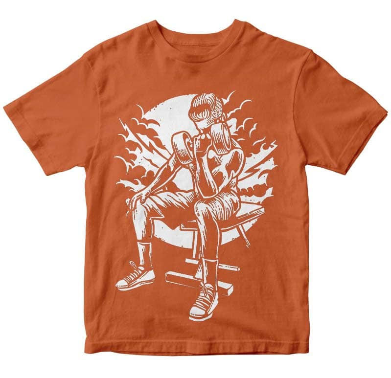 No pain no gain t shirt design buy t shirt designs for Buy t shirt designs online
