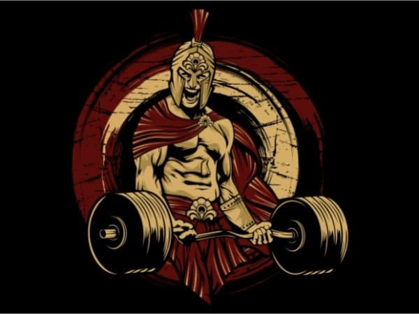 Spartan Gym 600x450 - Spartan Gym buy t shirt design