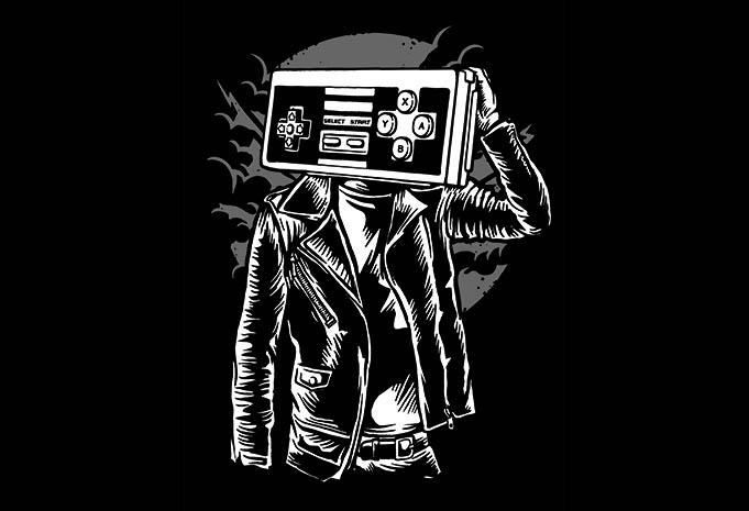 Street Gamers tshirt design - Street Gamers t shirt design buy t shirt design