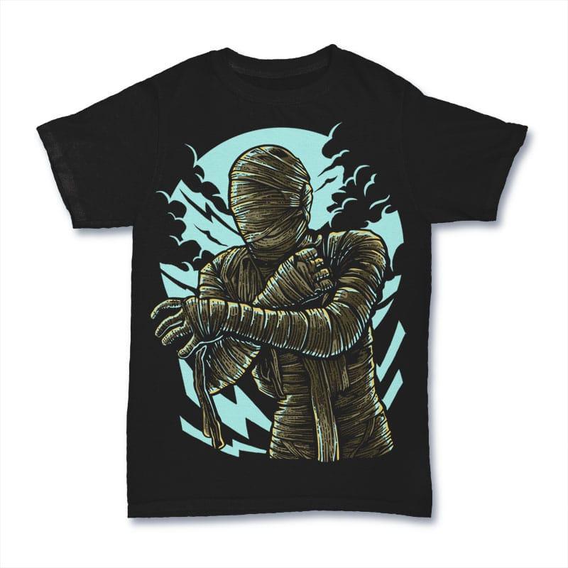 The Mummy t shirt design tshirt factory
