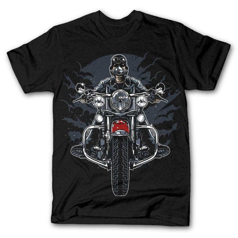 Wild Biker Custom t shirts 25059 - Wild Biker t shirt design buy t shirt design