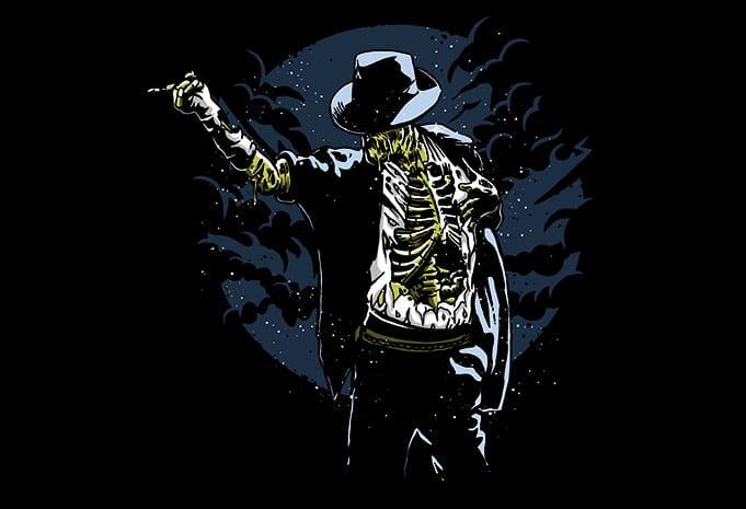 Zombie Pop tshirt design - Zombie Pop t shirt design buy t shirt design