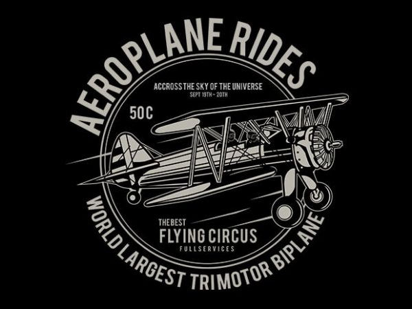 Aeroplane t shirt design 600x450 - Aeroplane T shirt Design buy t shirt design