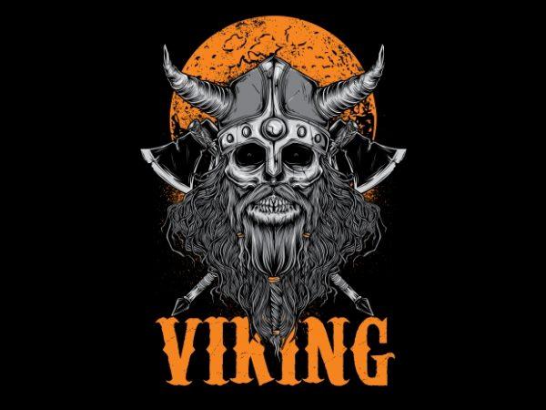 BTD 600x450 - Viking T-Shirt Design buy t shirt design