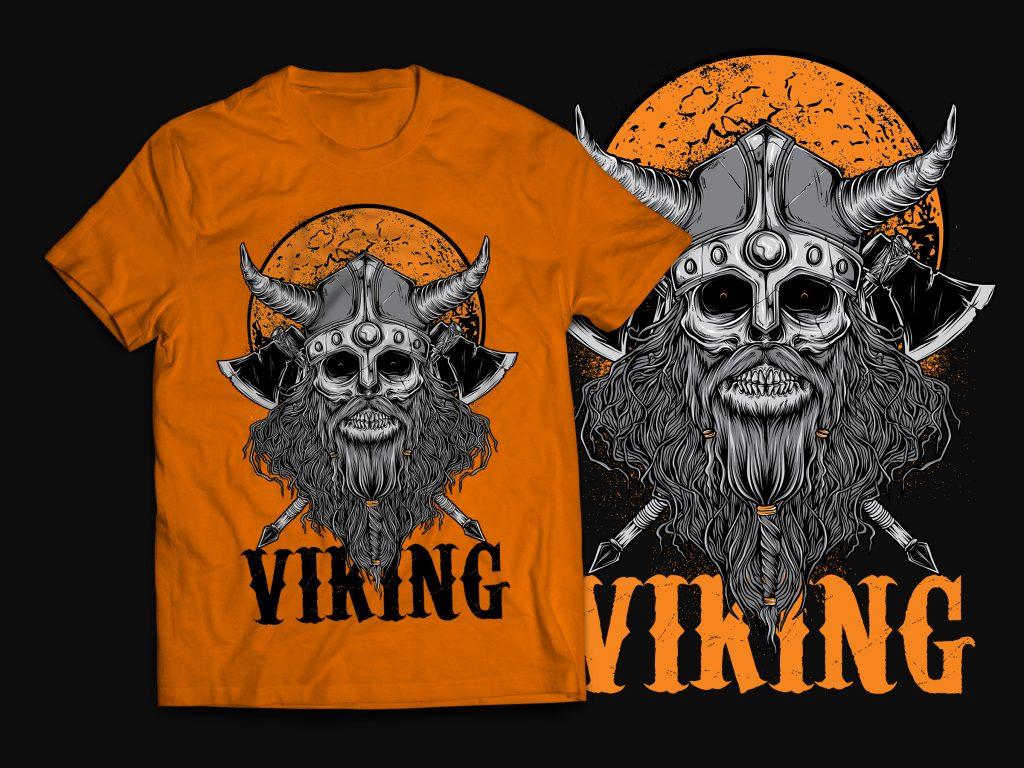 viking t shirt design buy t shirt designs