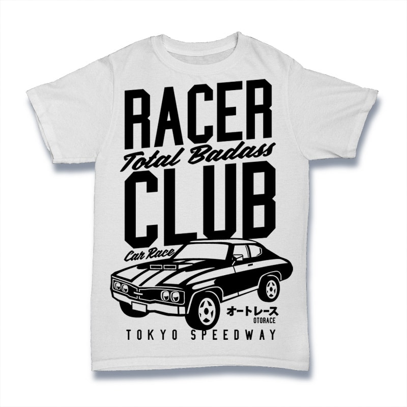 Racer Club tshirt-factory.com