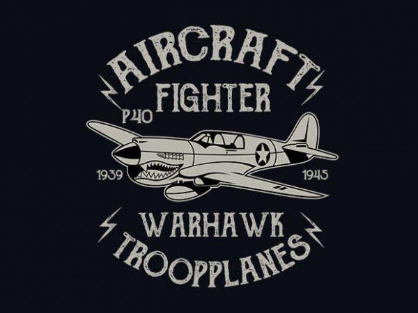 Warhawk vector t shirt design 600x450 - Warhawk vector t shirt design buy t shirt design