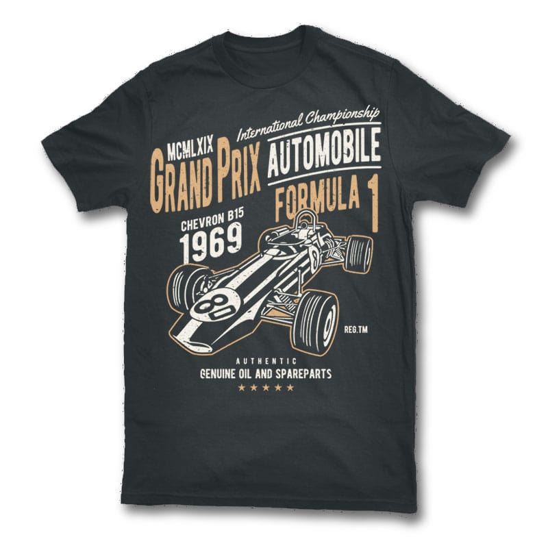 Formula 1 t shirt design buy t shirt designs for Buy t shirt designs online