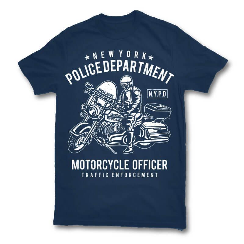 N Y P D t shirt design vector shirt designs