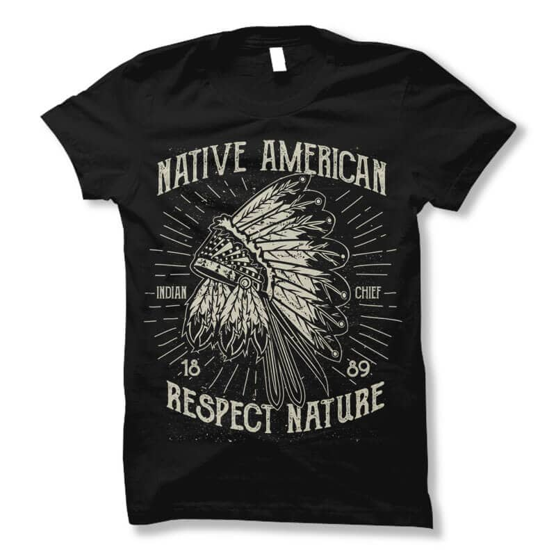 native american 1 t shirt design buy t shirt designs