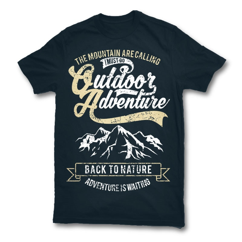 Outdoor Adventure 1 t shirt design buy t shirt design