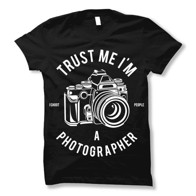 Photographer tshirt design buy t shirt designs for Buy t shirt designs online