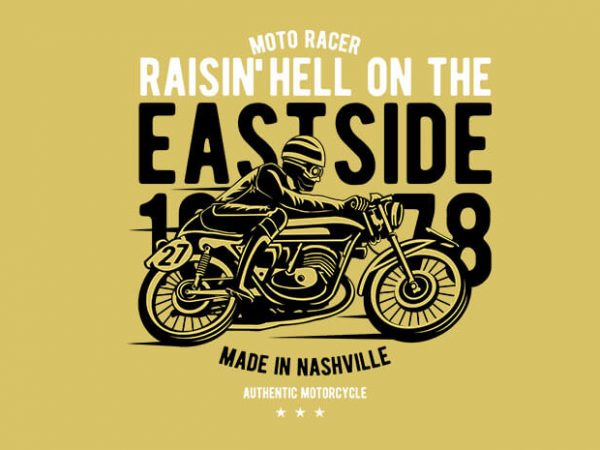 Raisin Hell Moto Racer 600x450 - Raisin Hell Moto Racer buy t shirt design