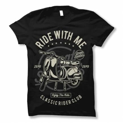 Ride With Me tshirt design commercial use t shirt designs