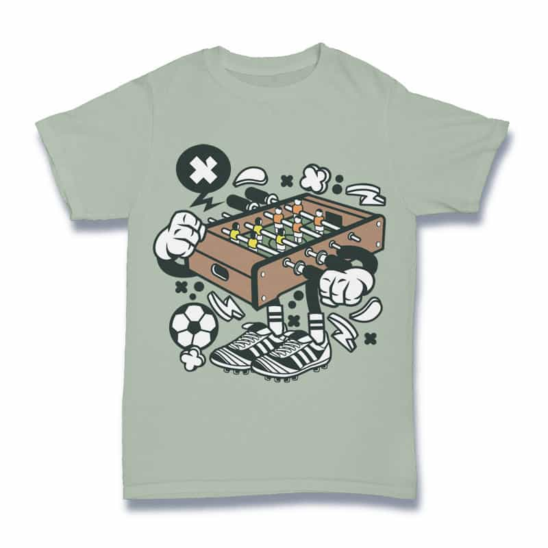 Football Table buy tshirt design