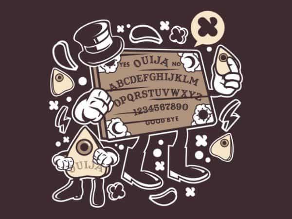 Ouija t shirt design online