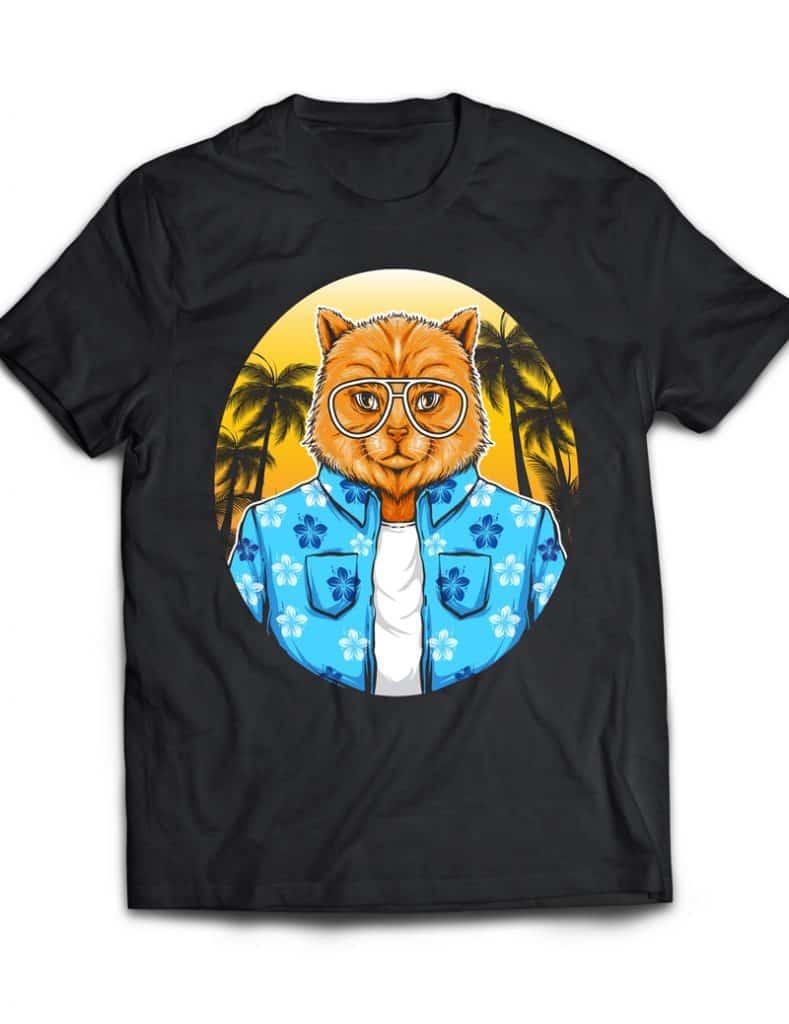 Beach Boy tshirt design for merch by amazon