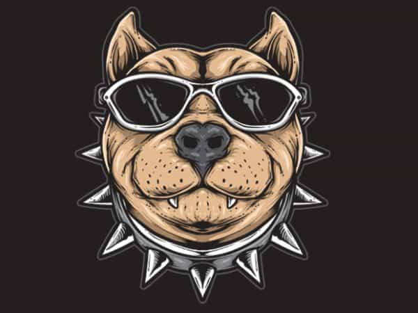 Funky Dog buy t shirt design