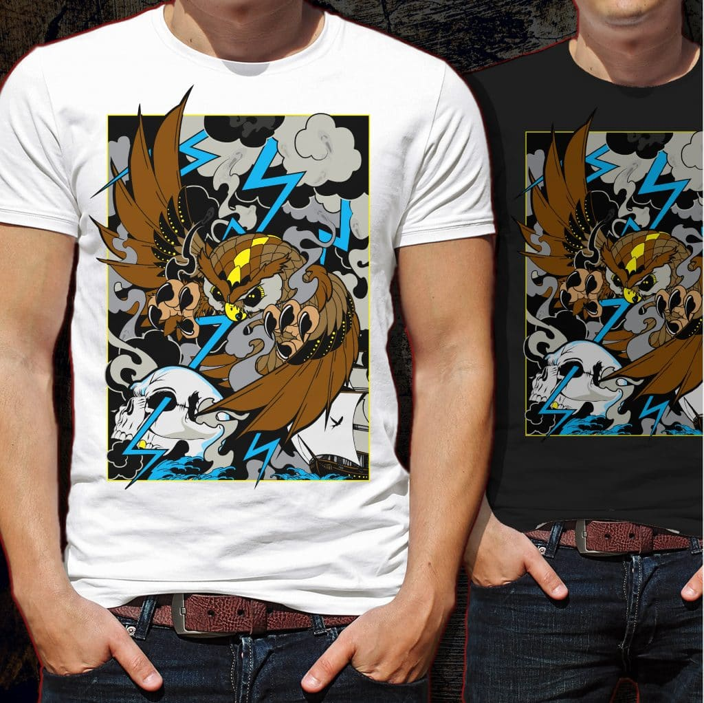 Lost Soul Collector Tshirt Design t shirt designs for printify
