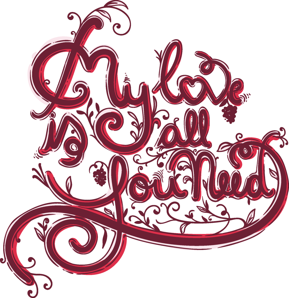 My love is all you need tshirt factory