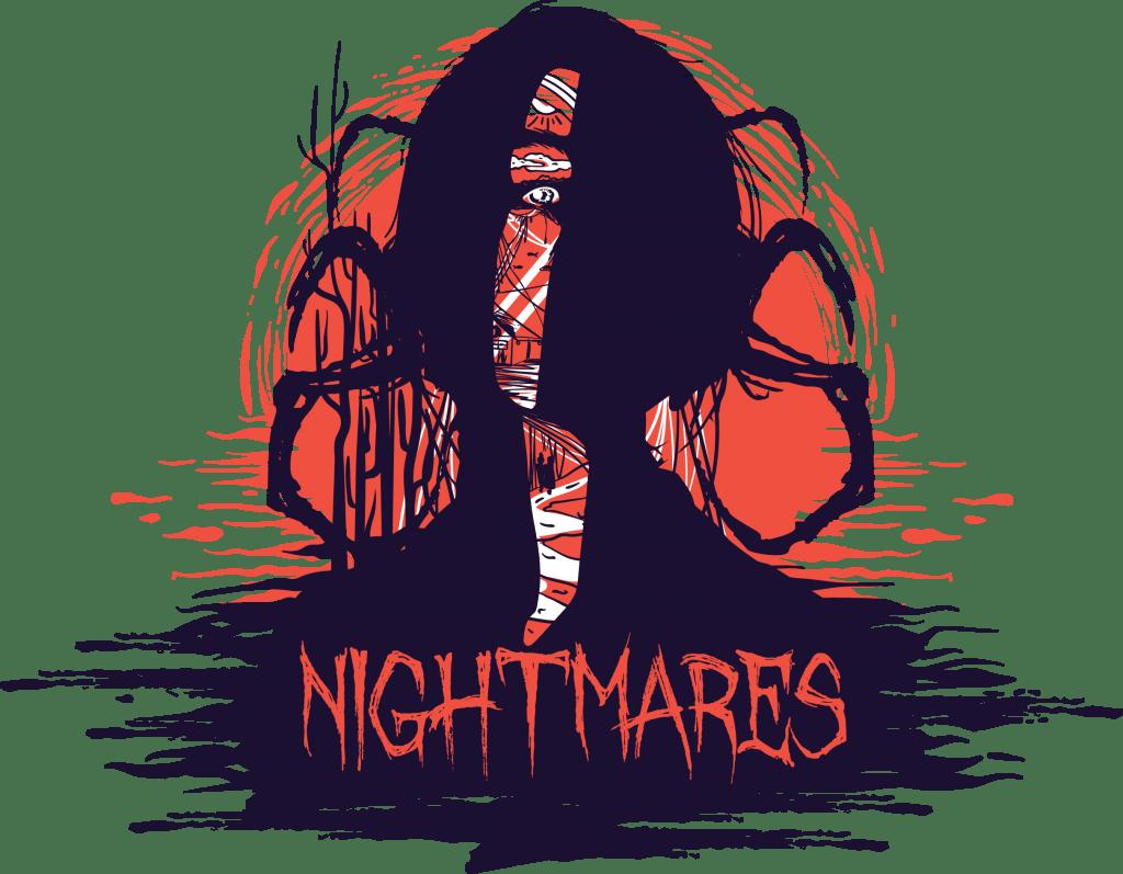 Nightmares tshirt factory