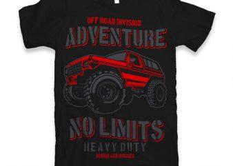 No Limits Vector t-shirt design