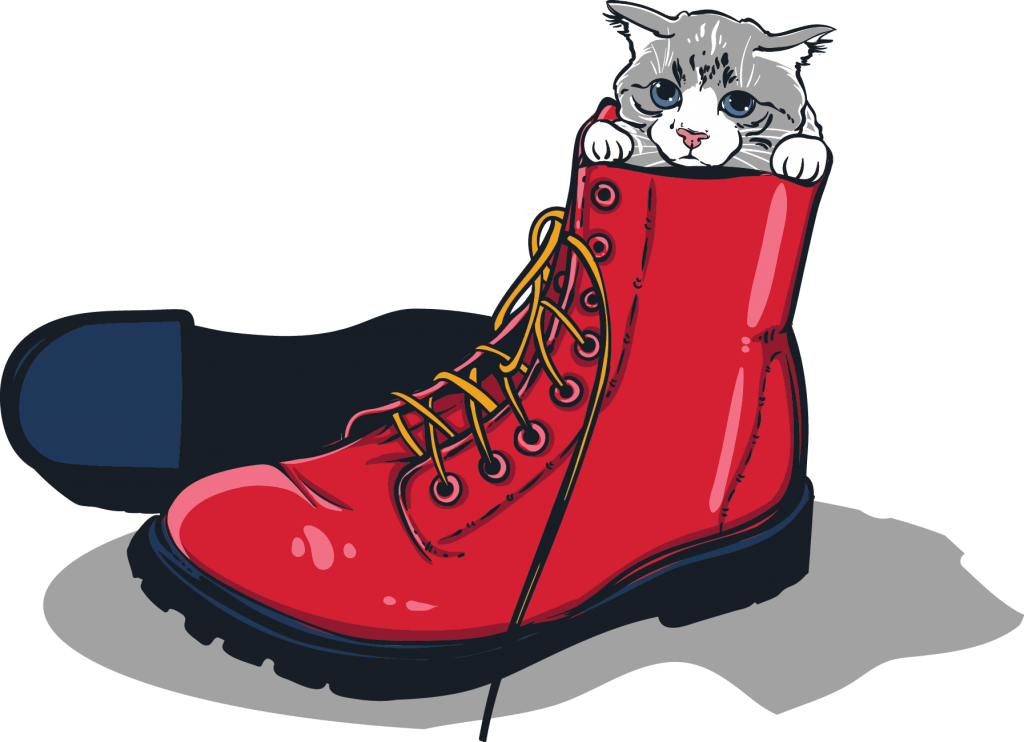 Puss in boots t-shirt designs for merch by amazon