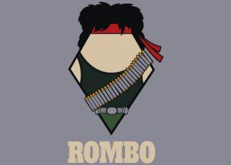 Rombo t shirt design online