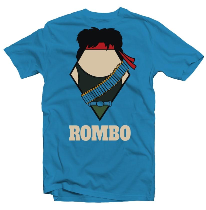 Rombo buy t shirt design