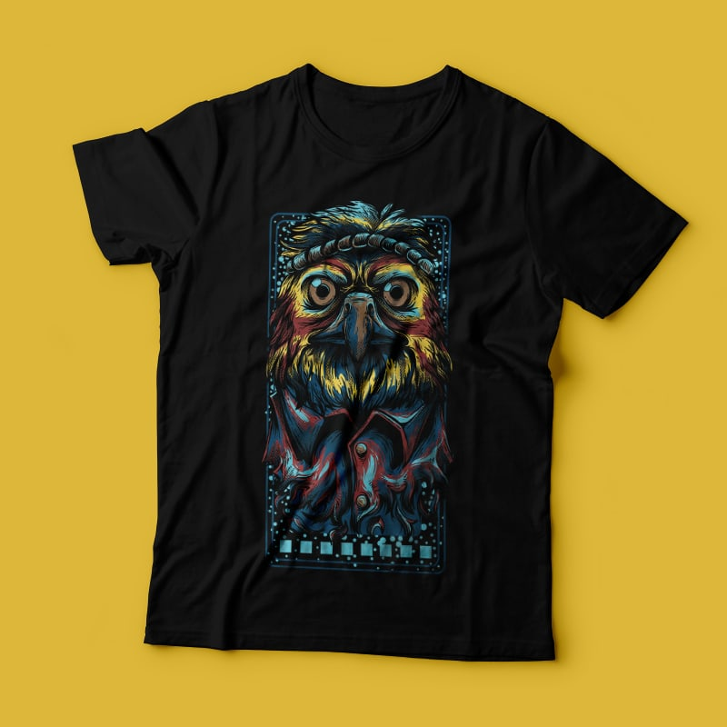Mighty Eagle t shirt designs for teespring