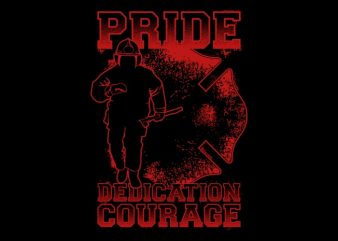 Pride Firefighter buy t shirt design artwork
