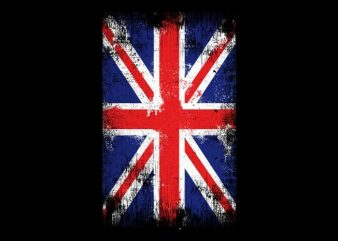 The Flag UK t shirt designs for sale