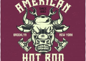 Hot rod garage buy t shirt design artwork