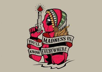 king of madness buy t shirt design