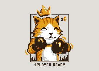 king punch t shirt vector art