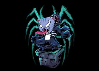 venomkitty buy t shirt design