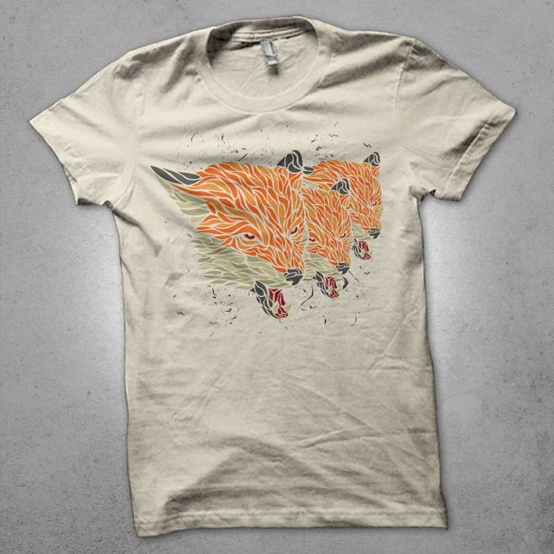 scarlet thives t shirt designs for print on demand
