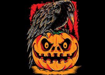 Raven t shirt design online